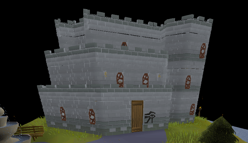 Category buildings old school runescape wiki fandom - The house in the old franciscan tower ...