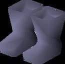 Boots of lightness detail