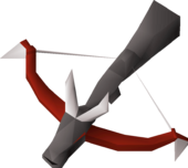 Dragon hunter crossbow detail