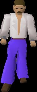 Alfonse the waiter