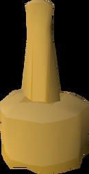 Sandstone base detail