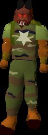 Sergeant Damien