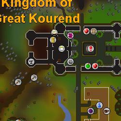 Shayzien mine map