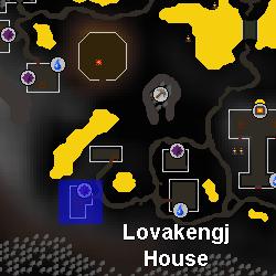 Armourer (tier 1) location