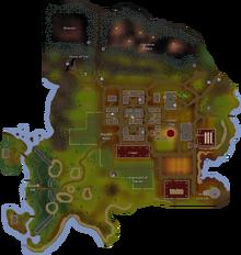 Shayzien House map