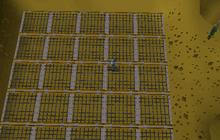 Underground pass grid