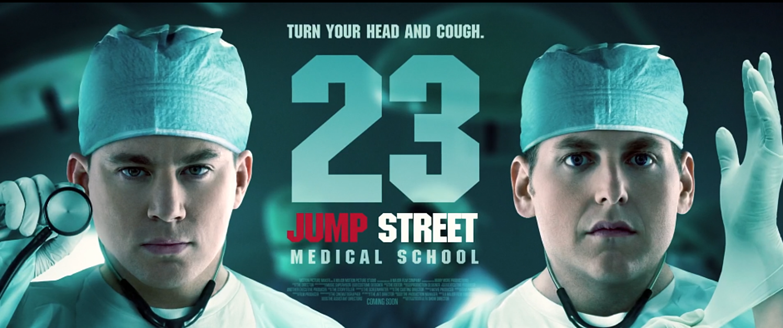 23 jump street release date