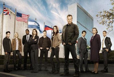 Season 8 Cast