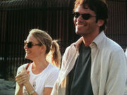 Day 2 BTS with Billy Burke and Sarah Wynter