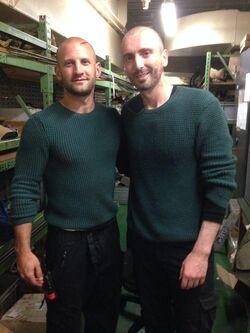 Daniel Dow & Branko Tomovic