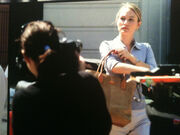 Day 2 Filming with Sarah Wynter