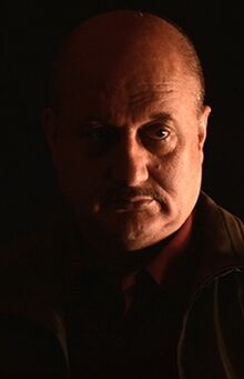24 (Indian)- Anupam Kher as Wasim Khan