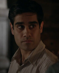 Sacha Dhawan | Wiki 24 | Fandom powered by Wikia Sacha Dhawan 24