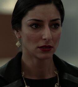 8x02 Dalia Hassan
