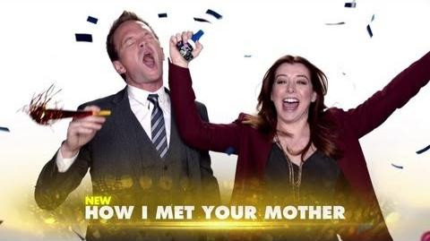 CBS Comedies Monday 1 14 Promo - How I Met Your Mother, The Big Bang Theory, 2 Broke Girls (HD)