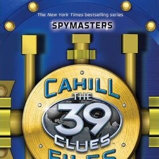 Book 2: Spymasters