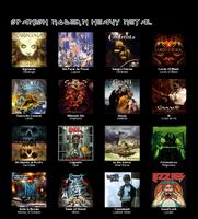 Spanish Modern Heavy Metal