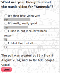 5 Seconds of Summer Wiki - Poll 5 - Amnesia