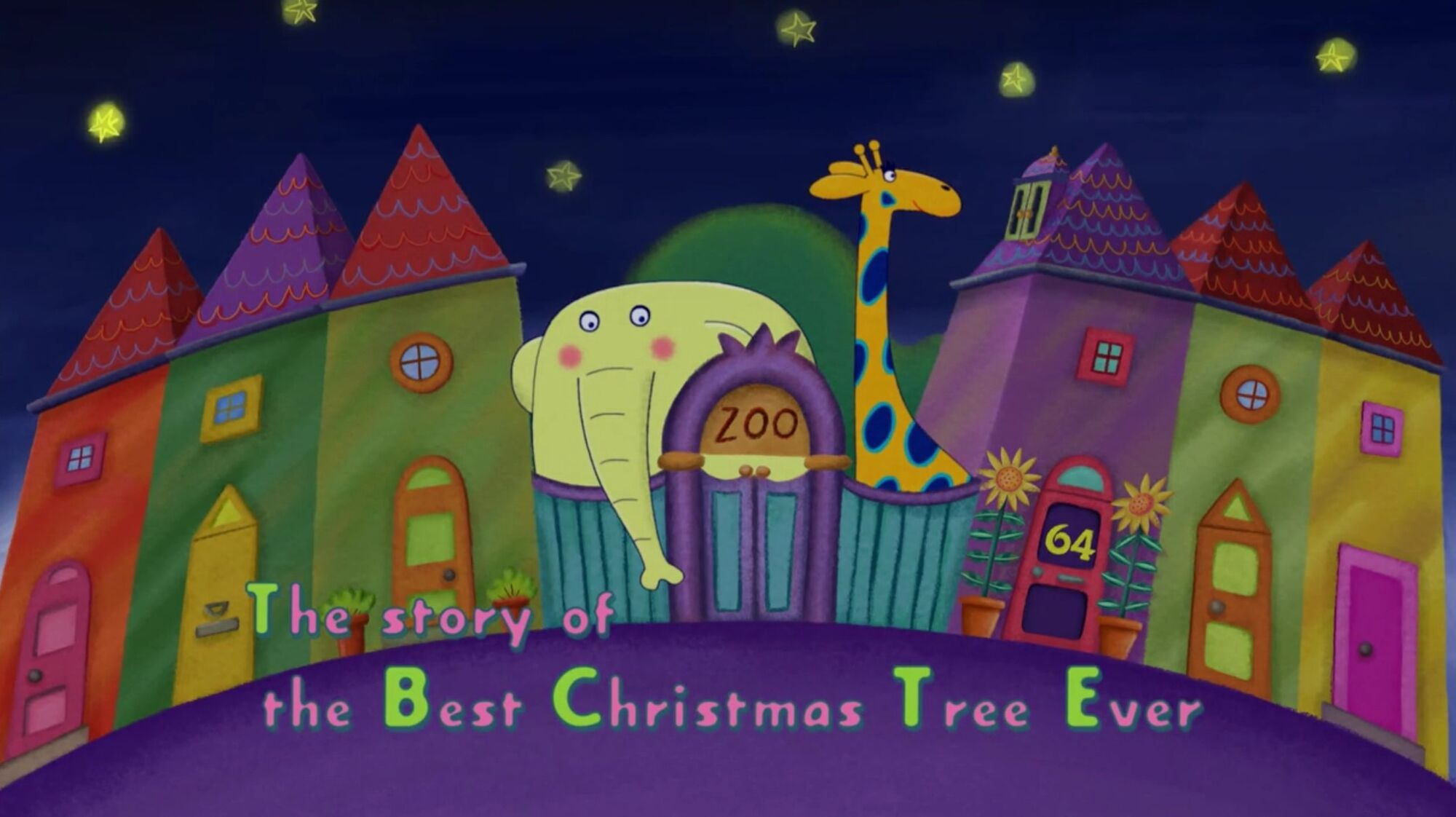 The Story Of The Best Christmas Tree Ever
