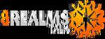 8RealmsTalk Logo