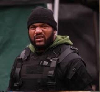 Quinton Jackson as B.A Baracus