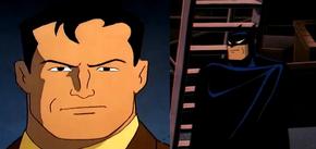 Bruce Wayne and Batman