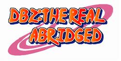 Dbzreal abridged logo 2
