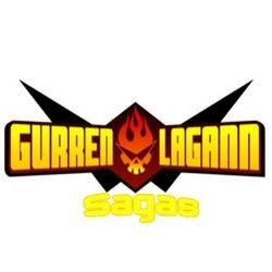 Gurren Lagann Sagas Logo 1