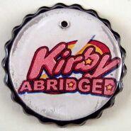 Kirby Abridged Black Bottlecap