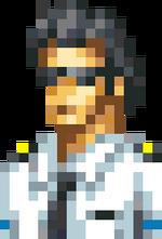 Captain Portrait