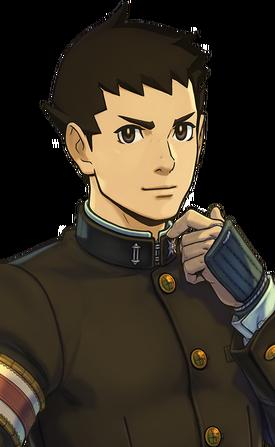 Ryūnosuke portrait