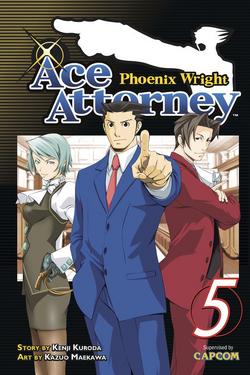 Wright Manga 5