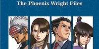Phoenix Wright: Ace Attorney - Official Casebooks (Del Rey Manga)