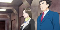The First Turnabout (anime)