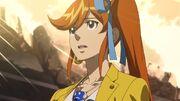 Athena Cykes Anime