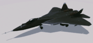 T-50 PAK-FA Hangar