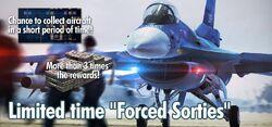 Forced Sortie 2