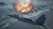 Estovakian Bomber Wreckage