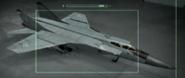 MiG-31 Foxhound Osea color Hangar