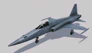 F-5E Tiger II Hangar