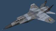 MiG-31 PMC (Alternate Desert Body)