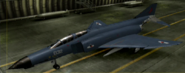 F-4E Standard color hangar