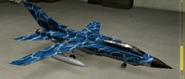 Tornado GR.4 Knight color hangar