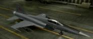 F-20A Standard color hangar