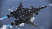 ADFX-01 Morgan Infinity flyby 2
