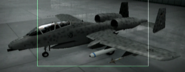 YA-10B Osea color Hangar