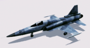 F-20A Event Skin 01 Hangar 1