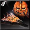 F-14D Pumpkin Icon