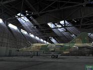 ACZ F-1 VS Hangar