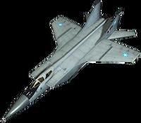 MiG-31 Foxhound (Aurelia)